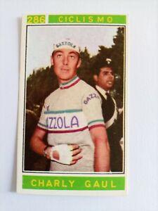Sticker #286 :Gaul - CAMPIONI DELLO SPORT 1967-68 - Panini (Italy) - MINT