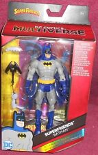 DC MULTIVERSE - SUPERFRIENDS  BATMAN ACTION FIGURE - WITH CARD & STAND