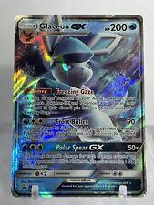 Pokemon Tcg Sm147 Glaceon Gx Foil Promo Black Star Rare Nm