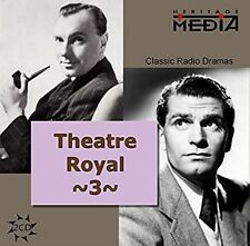 LAURENCE OLIVIER (ACTOR) - THEATER ROYAL: CLASSIC CHARLES DICKENS, VOL. 3 NEW CD