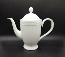 Villeroy & Boch White Pearl: Kaffeekanne / Kanne