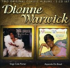 Dionne Warwick - Sings Cole Porter / Aqualera Do Brasil [New CD] Asia - Import