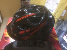 alpina kids youth cycling helmet mtb 47-52cm rrp £34.99