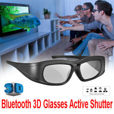 Elikliv Bluetooth 3D Glasses Active Rechargeable For Sony Panasonic Samsung TV
