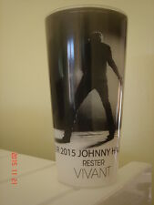 &&&  gobelet collector johnny hallyday rester vivant tour 2015  &&&