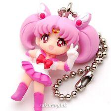 Chibi SAILOR MOON 20th Anniversary Mimi Figure Key Chain Swing3 BANDAI Japan
