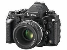 Nikon D Df 16.2MP Digital SLR Camera - Black (Kit w/ Special Edition AF-S G 50mm