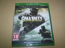 Call of Duty: Infinite Warfare  Legacy Edition Xbox One **New & Sealed**