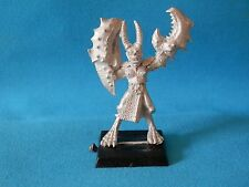 WARHAMMER CHAOS - DAEMONETTE OF SLAANESH CHAMPION OOP METAL 1997