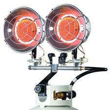 Mr. Heater, Inc. F242650 Tank Top Heater, Twin Burner, 8,000 - 30,000 Btu