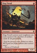 1x Slag Fiend New Phyrexia MtG Magic Red Rare 1 x1 Card Cards