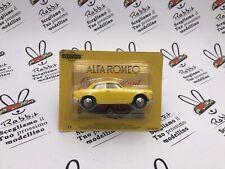 "Die Cast "" Alfa Romeo Giulietta Sprint "" 1/48 Mercury Hachette Usc. 45"