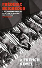 A French Novel by Frederic Beigbeder (Hardback, 2013)