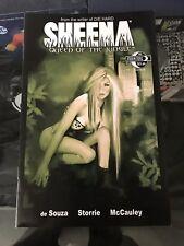 Sheena Queen Of The Jungle #2B Moonstone 2014