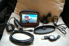 TOM TOM TRUCK CAR BUS TAXI HGV SAT NAV LATEST FULL EUROPE MAP SATELLITE TOMTOM 2
