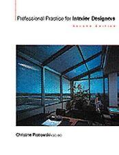 Professional Practice for Interior Designers (Interior Design)