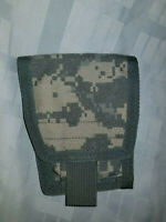 ACU DIGITAL HANDCUFF / UTILITY POUCH MOLLE II MOUNT NEW MILITARY ISSUE - New