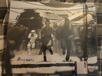 Daisy Ridley Star Wars Signed 16x20 PSA/DNA COA The Force Awakens
