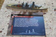 WAR AT SEA FLANK SPEED #36 NAGATO R