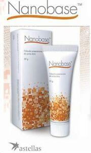 NANOBASE cream 30 ml. for VERY dry skin quick & lasting effect