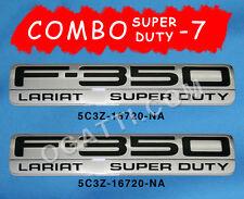 NEW OEM FORD F-350 LARIAT SUPER DUTY COMBO - SET FENDER  05-2011 #5C3Z-16720-NA