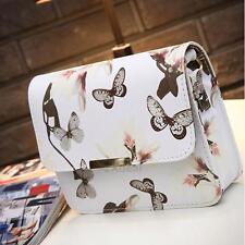 Women PU Leather Messenger Satchel Cross Body Bag Shoulder Bag Handbag Hobo Tote
