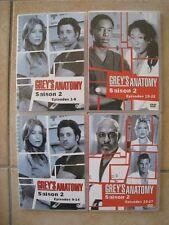 28490//GREY'S ANATOMY SAISON 2 /27 EPISODES EN TBE