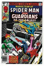 MARVEL TEAM-UP #86 (FN-) GUARDIANS OF THE GALAXY! STARHAWK! SPIDER-MAN! 1979
