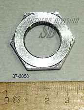 37-2058 W2058 BSA A65 A75 TRIUMPH T120 HUB WHEEL SPINDLE NUT 1969-72 TLS conical