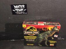 Lindberg Jurassic Park Hadrosaurus Corythosaurus Dinosaur Model Kit World Nos !