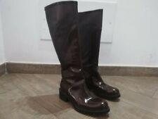 HOGAN stivali galosce shoes logo chaussures zapatos anti pioggia size EU 37,5