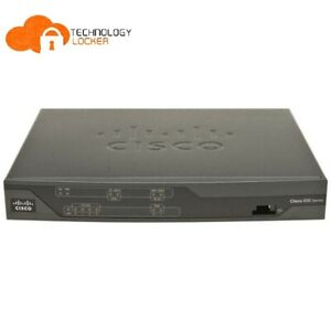 CISCO887VA-M-K9 VDSL2/ADSL2+ Integrated Service Router with Adapter NEW