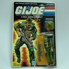 Gi Joe Cobra action figure toy vintage moc Hasbro 1985 Leatherneck Marine RARE