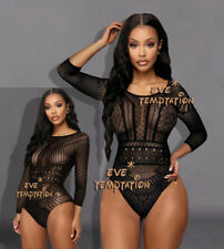 HOT Sexy Babydoll Lingerie Underwear BODYSTOCKING Chemises intimates Bodysuits