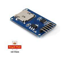 Micro SD Storage Board TF Card Memory Shield Module SPI For Arduino