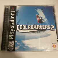 Cool Boarders 2 (Sony PlayStation 1, 1997) Complete Tested
