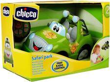 CHICCO SAFARI PARK REMOTE CONTROL GREEN JEEP BRAND NEW AGE 2+ YEARS FREE UK POST