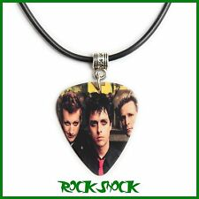 Green Day Pua Collar Colgante Plectrum banda de punk rock estadounidense Rockeros