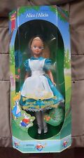Disney's ALICE in WONDERLAND Fairytale doll Barbie Skipper Mattel Vintage 1994