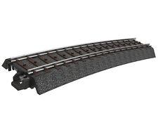 Märklin 24315 C-Gleis gebogen R515mm 15 Grad  Spur H0