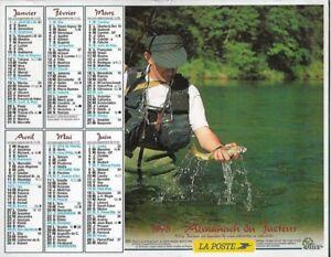 Almanach 1998 Kalender von Der Post Ptt - Haute-Saône 70 & Ter. De Belfort 90