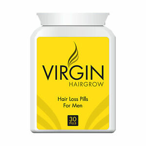 VIRGIN HAIR GROW UNISEX HAIR LOSS TREATMENT FOR PATTERN BALDNESS