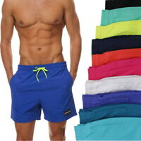 Men's Swim Shorts Swimwear Swimming Short Briefs Boxer Underwear Trunks Pants