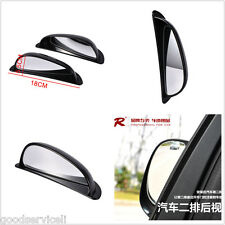 Car Auto Two Row Rear View Mirror Improve Visual Range Blind Spot Mirrors OEM
