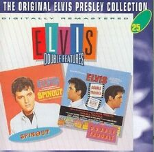 Elvis Presley - Spinout / Double Trouble CD RCA
