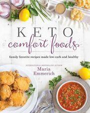 Keto Comfort Foods by Maria Emmerich (2017, eB00ks , pDF)