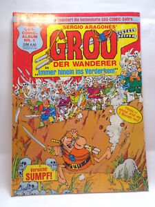 Comic - Groo der Wanderer Bd. 1 - Immer hinein ins Verderben (Interpart Verlag)