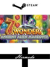 7 Wonders: Ancient Alien Makeover STEAM Key-für PC Windows (Same Day Dispatch)
