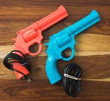 Sega Genesis Konami Pink & Blue Justifier Guns Snatcher Lethal Enforcers SNES
