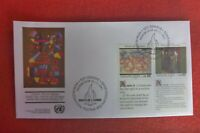 1991  UNITED NATIONS  HUMAN RIGHTS SERIES  FIRST DAY COVER